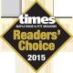 2015 Times Award Winner